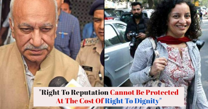 M J Akbar Loses Defamation Case Against Priya Ramani