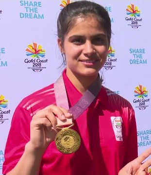 Shooter Manu Bhaker Alleges Mistreatment At Delhi Airport