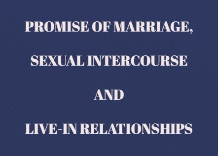 Sexual Intercourse And Live-In Relationships