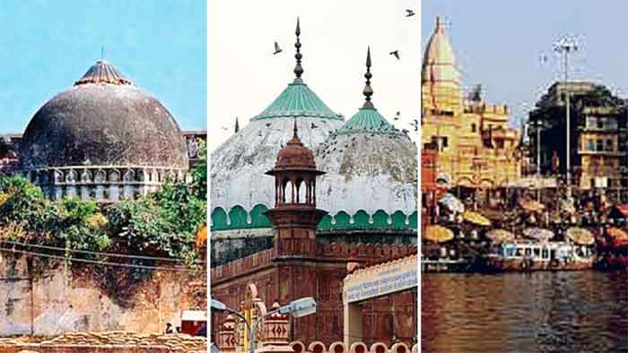 The PIL Challenging The Places Of Worship Act Is Irrational