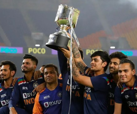 The 5th T20: Icing On The Cake
