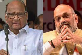 Pawar Meets Amit Shah: What@@@s Cooking?