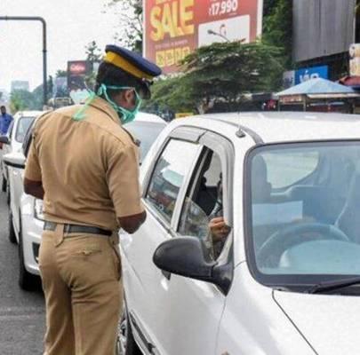 Wearing Mask Even When Driving Alone Mandatory In Delhi