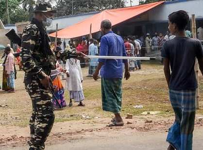 West Bengal: All Parties Must Work To Hold Peaceful Elections