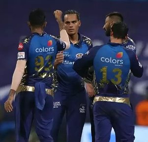 KKR Lose From A Winning Position