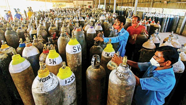 Medical Oxygen: Distribution Is The Problem, Not Production