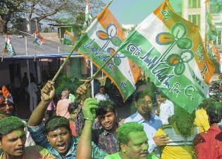 Results Sans Victory Celebrations
