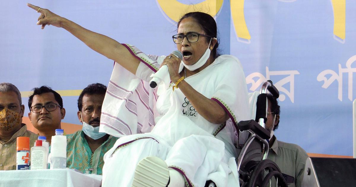 West Bengal: BJP@@@s Khela Sesh (Game Over)