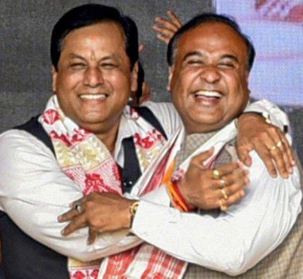 BJP Dilemma In Assam: Sonowal or Himanta Bisawa Sarma?