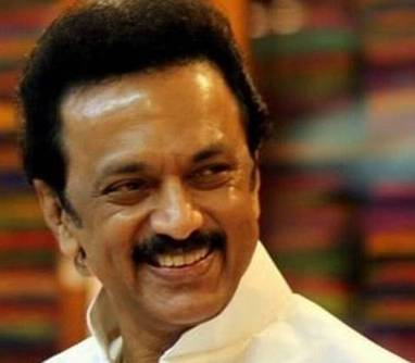 M K Stalin Leads The DMK To Impressive Victory