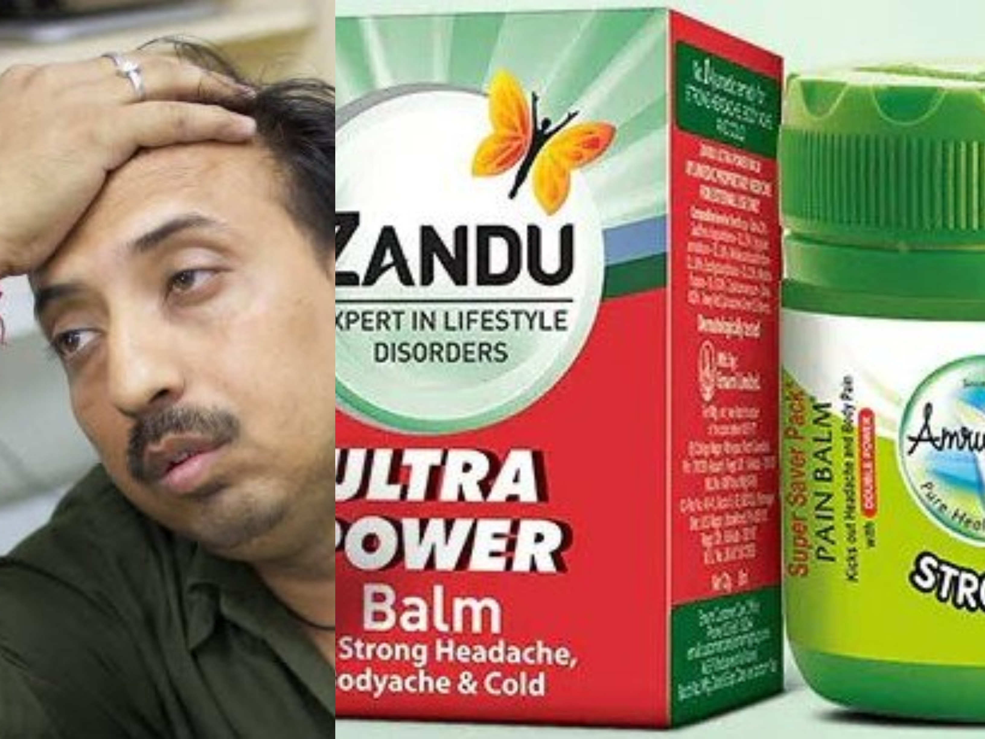 Covid-Stress Brings About Headaches And Pains, Balms Fly Off The Shelves