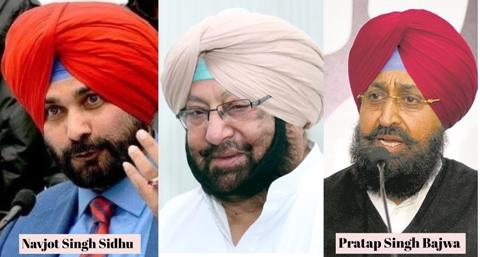 Congress: Dissidence Brews In Punjab