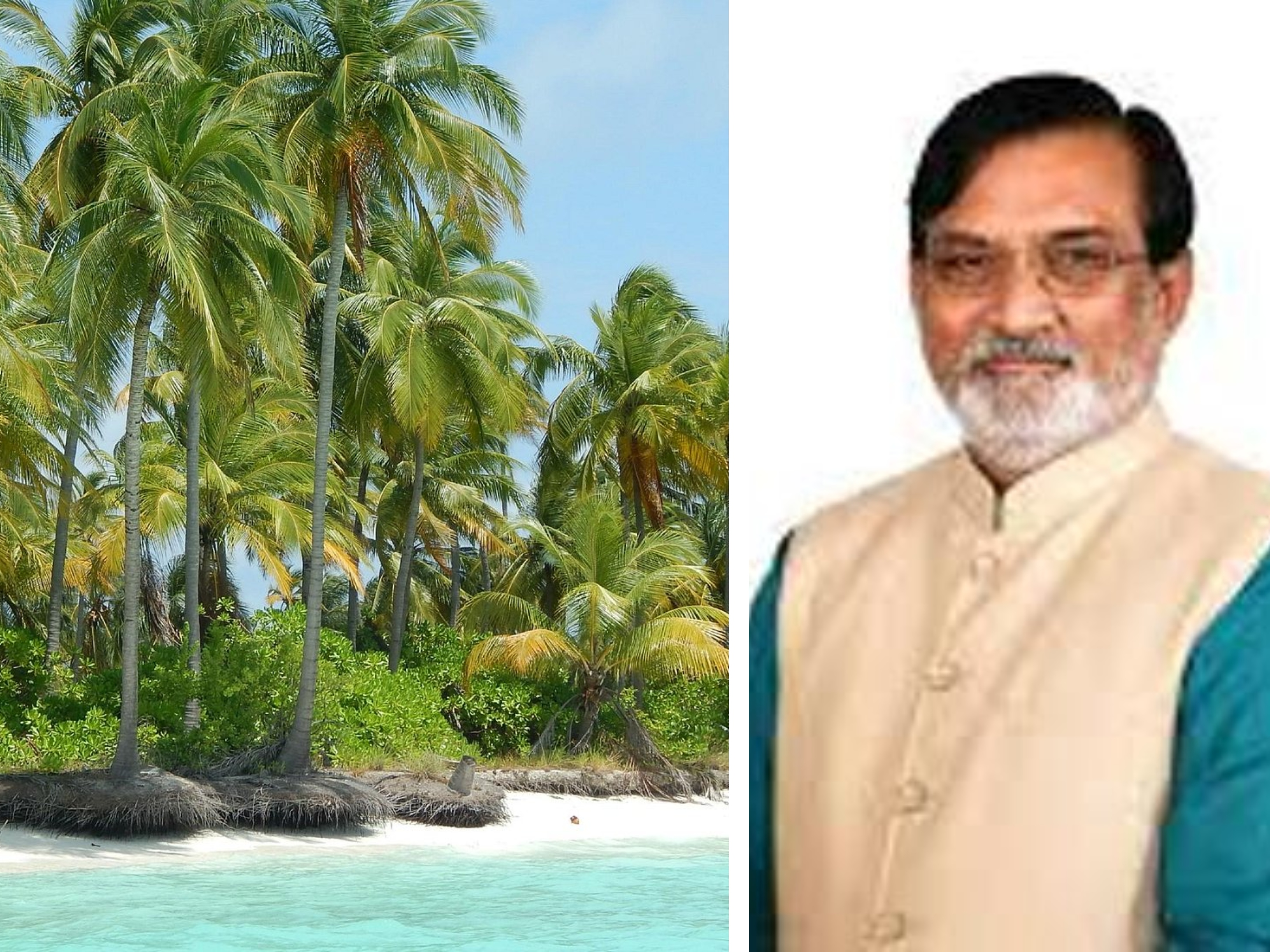 The Centre Must Intervene Urgently In Lakshadweep