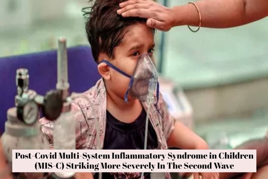 MIS-C Hitting Children More Severely In The Second Wave