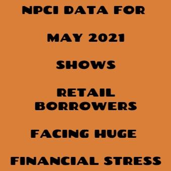Retail Borrowers Facing Financial Stress