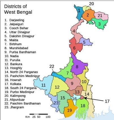 BJP Must Discipline MP Demanding Bifurcation Of West Bengal