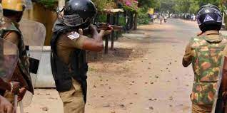 Police Firing: Kill, Throw Money And Close The Case