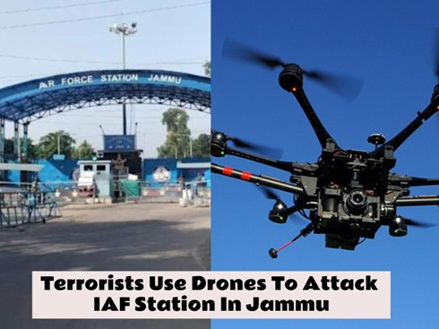 Drone Attack At IAF Station In Jammu: A Dangerous New Front