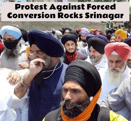 J&K Forced Conversion Allegation: The Administration Must Tread Carefully