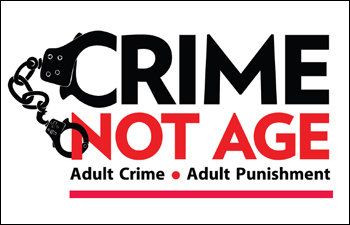 At What Age Should A Child Be Tried As An Adult For Heinous Offences?