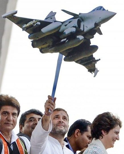 Rafale Deal: Inquiry Is To Find Out Truth, Doesn@@@t Prove Corruption