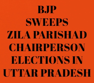 BJP Turns The Tables In UP Zila Parishads