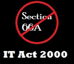 Section 66A Of The IT Act Still Lives In India@@@s Thanas