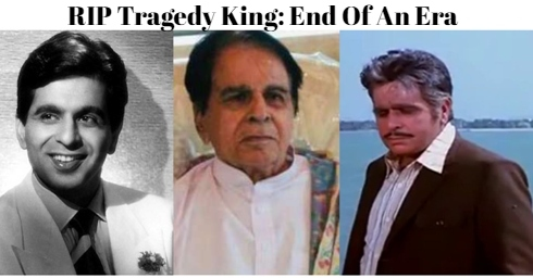 Dilip Kumar Was Unparalleled