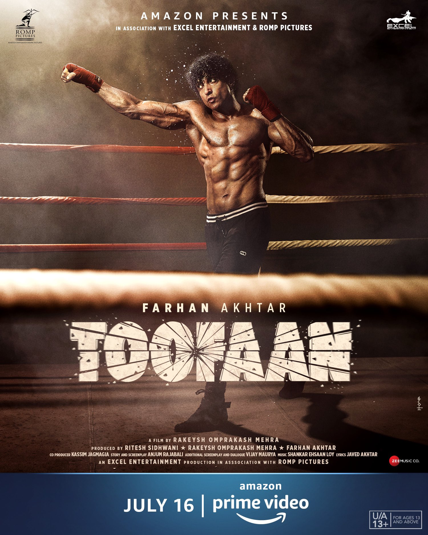 Toofan: A Tale Well Told With Good Performances