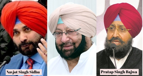 Infighting In Punjab Remains A Headache For The Congress