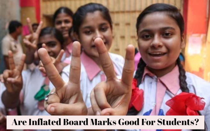 Inflated Marks In Board Results During Covid Might Put Students Back Later On