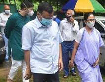 Mamata Banerjee Pitches For Opposition Unity
