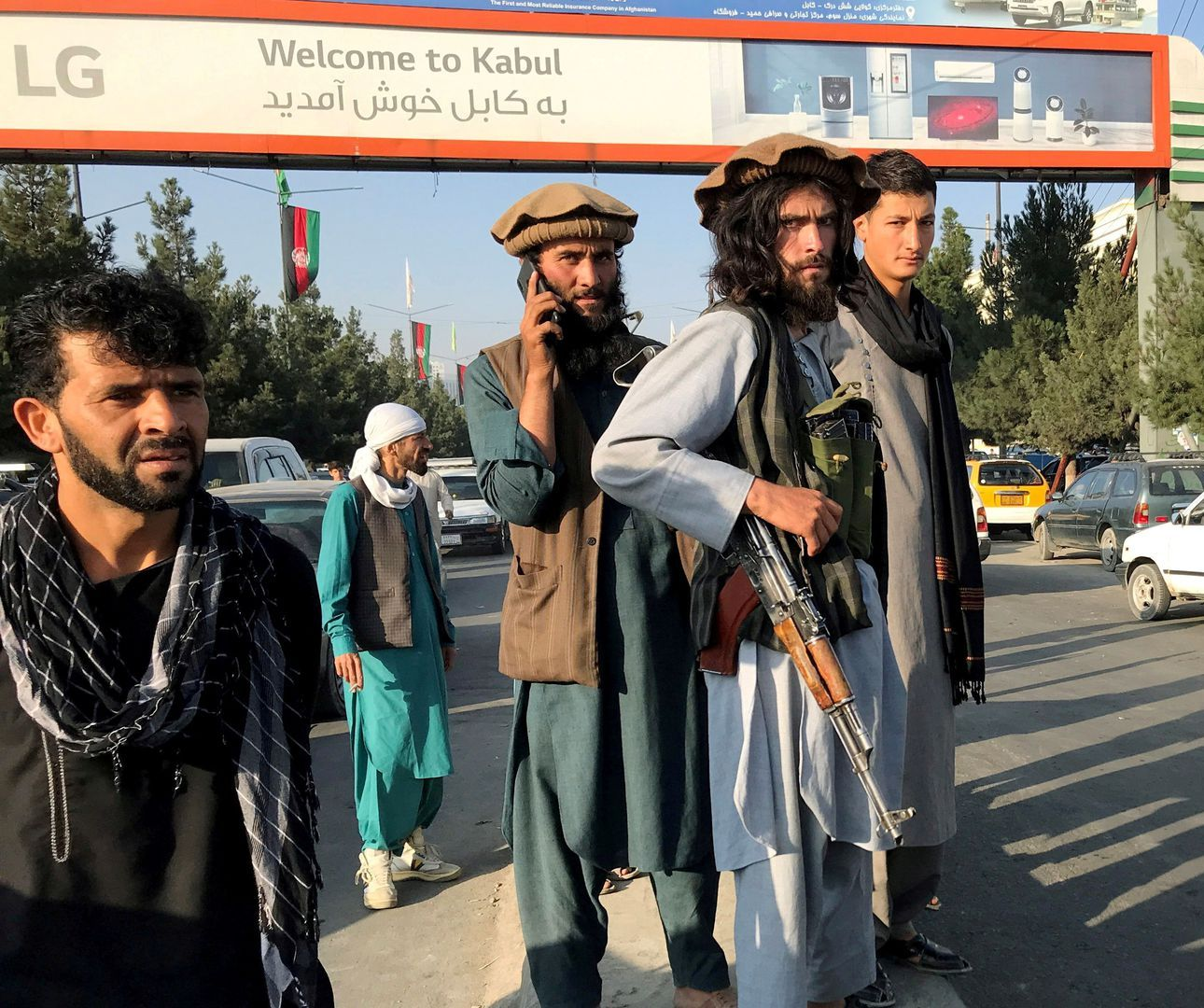 Taliban@@@s Takeover Of Afghanistan A Huge Security Threat For India