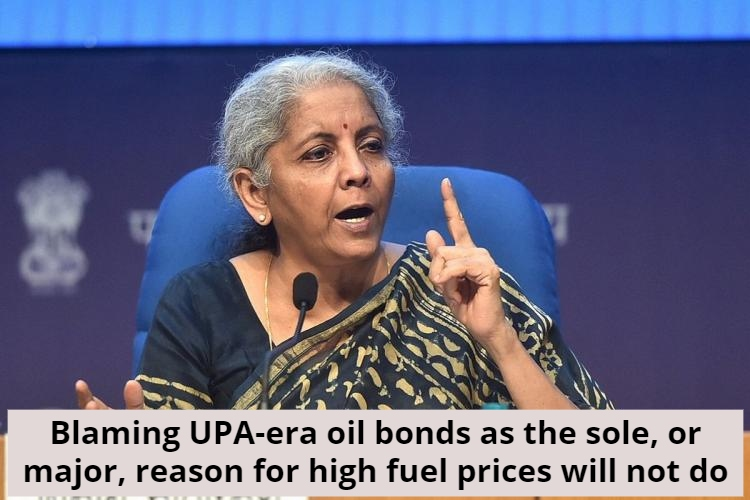 High Fuel Prices: Oil Bonds Are Not The Main Villain