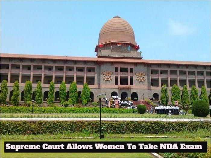 SC Breaks Another Entry Barrier For Women