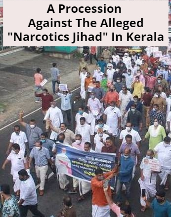 Kerala: Battle Lines Drawn Over The So-Called ###Narcotics Jihad###