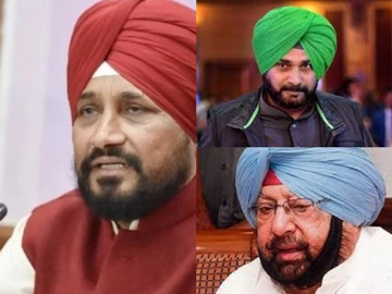 Charanjit Singh Channi Is The New Chief Minister Of Punjab