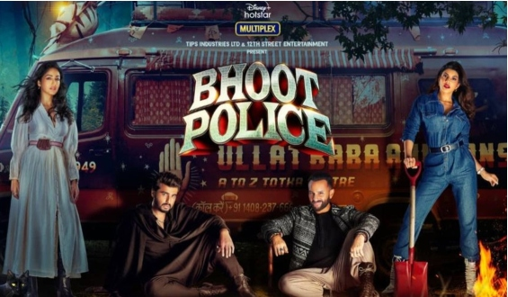 Bhoot Police: Neither Scary, Nor Funny