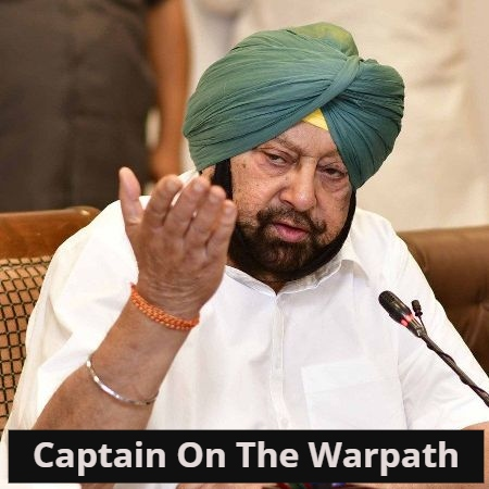 Captain Singh Takes An Aggressive Stand
