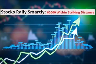 Stock markets: Huge Rally, Fresh Peaks
