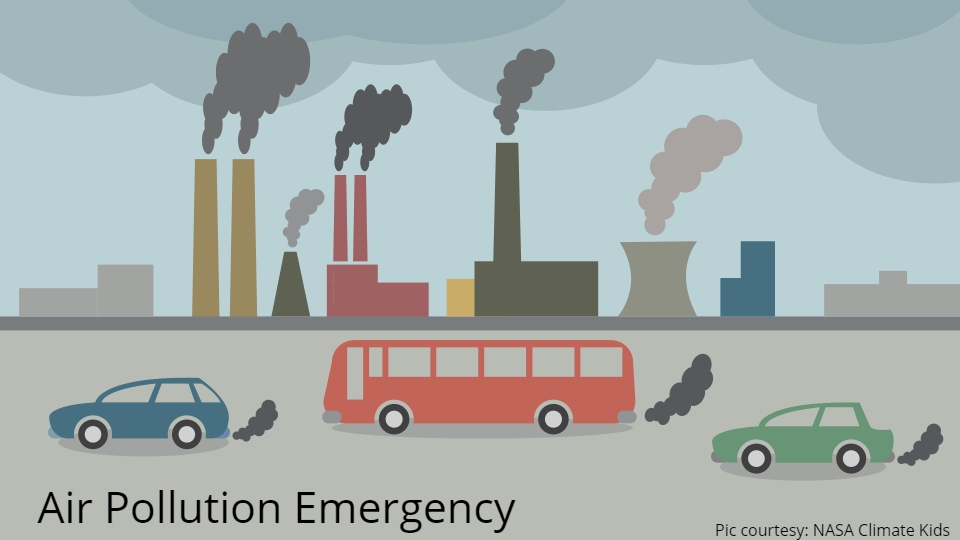 WHO Tightens Air Pollution Safety Norms, India Way Behind