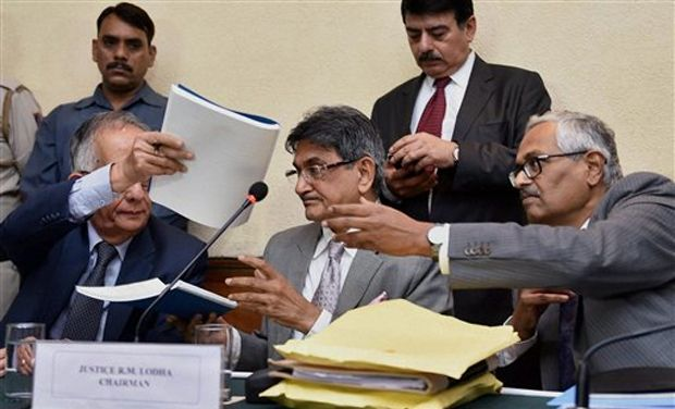 BCCI: Lodha Committee Should Finish it's Job