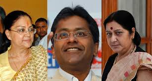 The Lalit Modi Affair: BJP Wrong in Backing Sushma & Raje