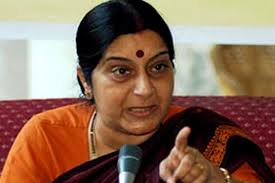 Sushma Swaraj: All Smoke and no Fire