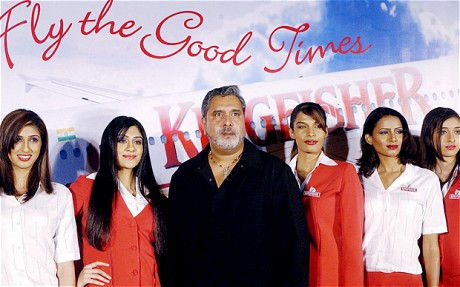 Right Time, Good Time or Time Over for Mallya?