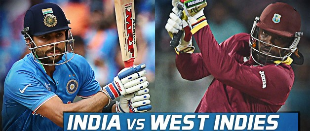 West Indies Win in Style, India Out