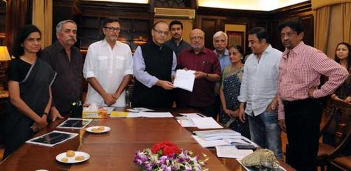 Implement Benegal Committee Report on Film Certification