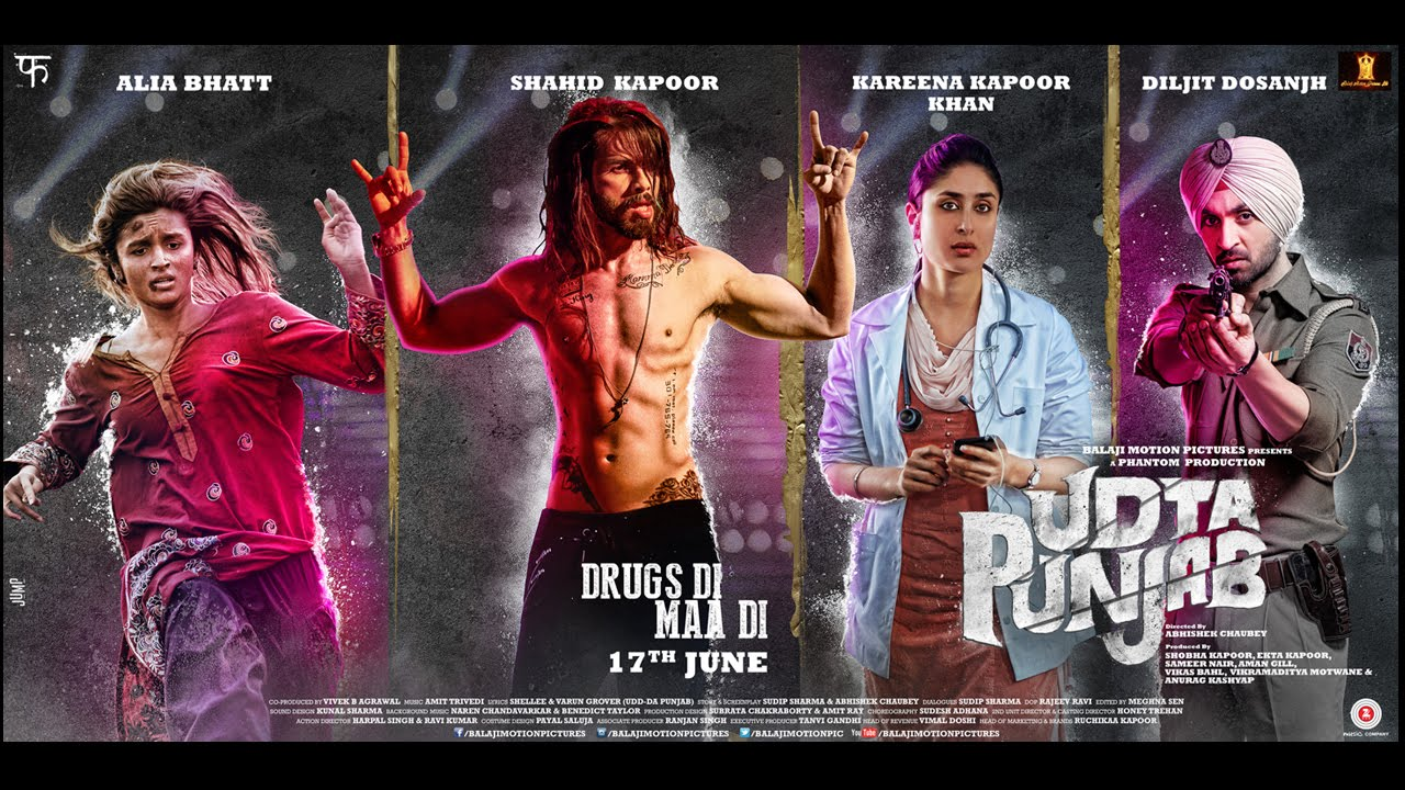 Udta Punjab: CBFC Exceeding its Brief