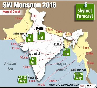 Monsoon, Food Security and Inflation
