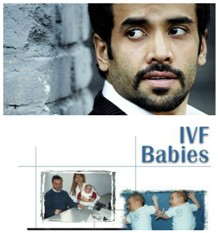 Tusshar Kapoor and Assisted Reproduction for Single Parents